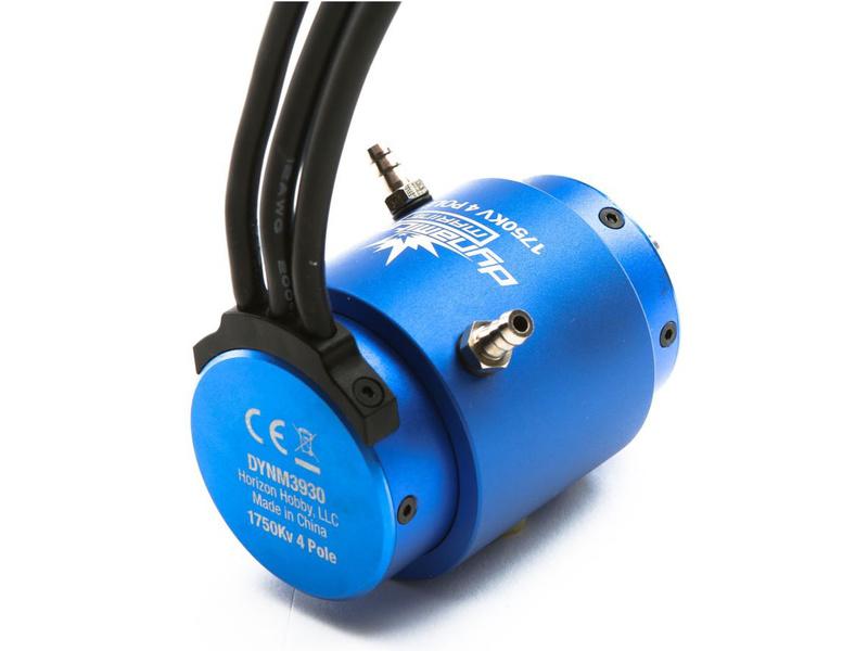 Náhled produktu - Střídavý motor Marine 4068 1750ot/V 4P