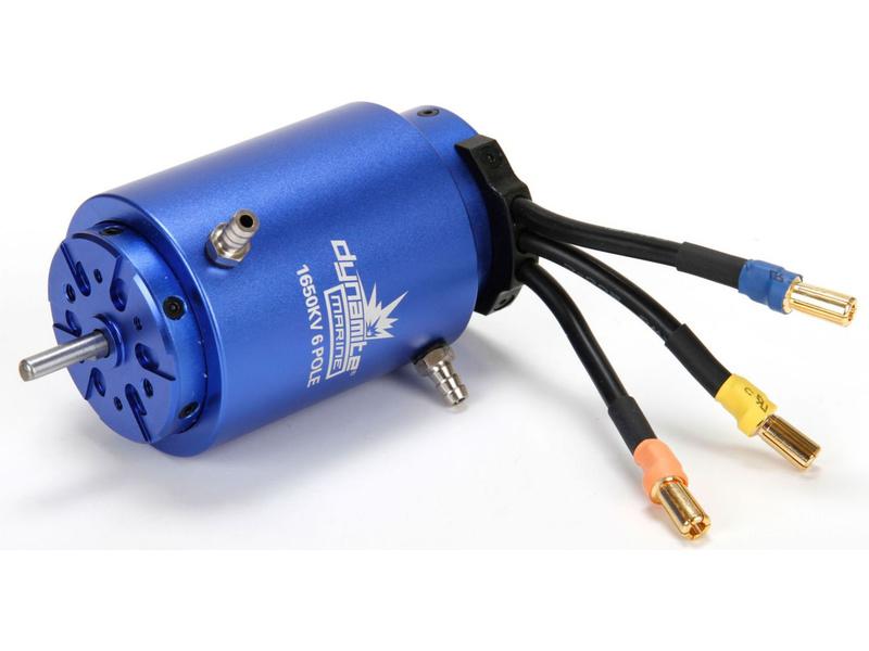 Náhled produktu - Střídavý motor Marine 4082 1650ot/V 6P