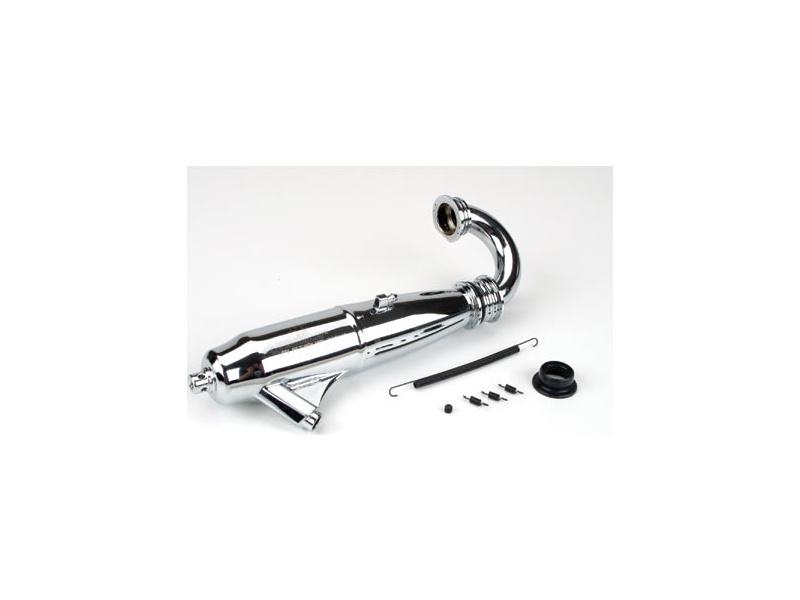Náhled produktu - 1/8 053 Mid-Range Inline Exhaust System: Polished