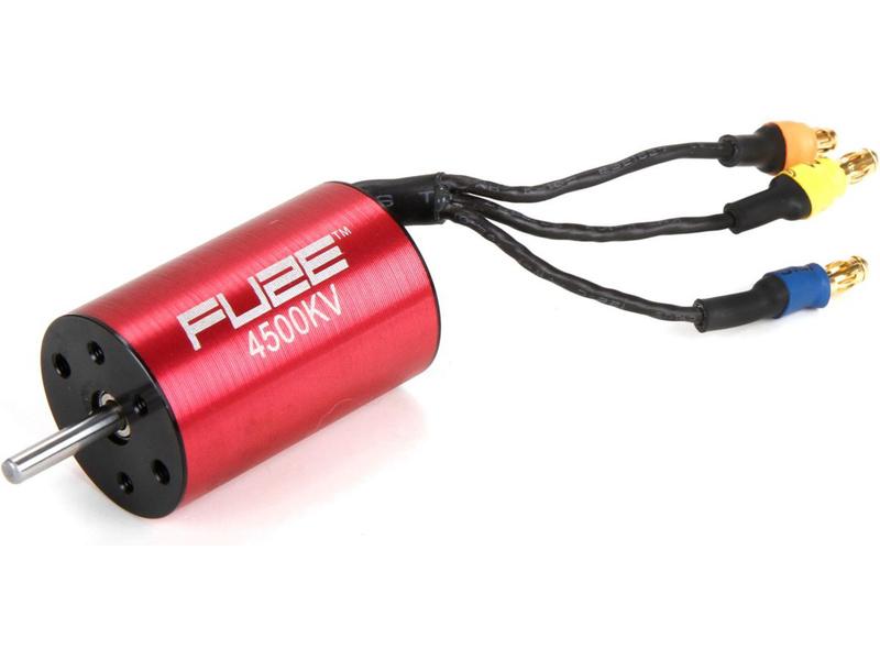 Náhled produktu - Střídavý elektromotor Fuze Mini 4500Kv