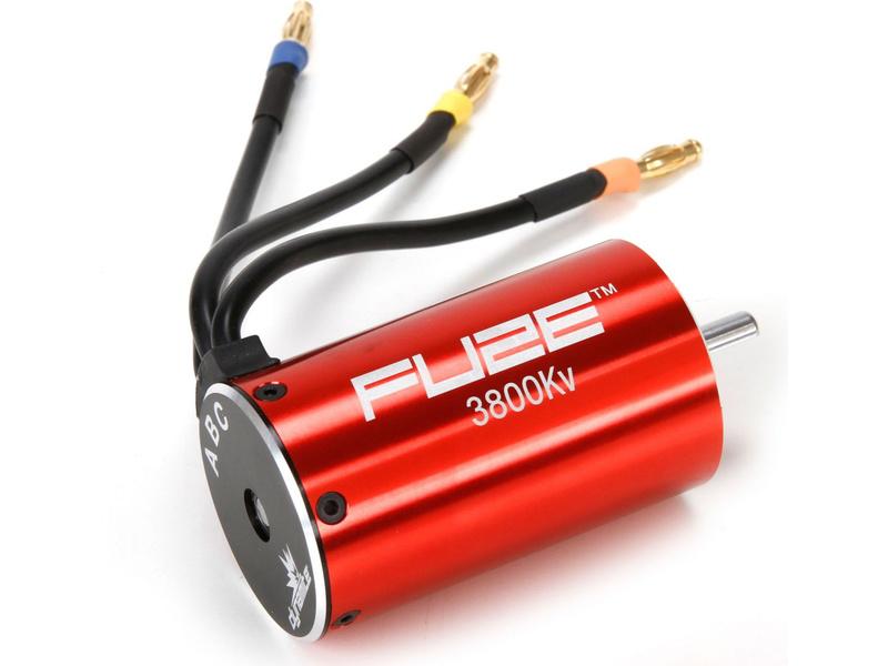 Náhled produktu - Střídavý elektromotor Fuze 1:10 3800 ot/V