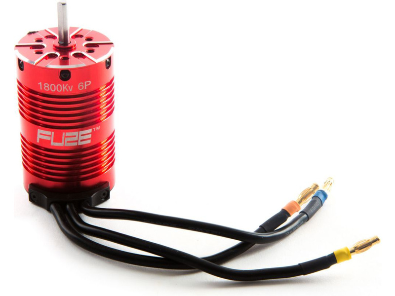 Střídavý motor Fuze 1:8 1800ot/V 6P V2