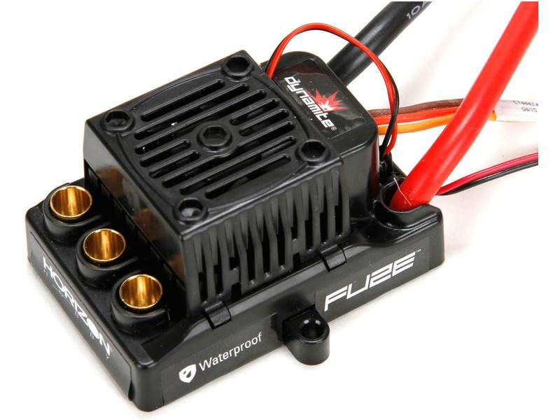 Náhled produktu - Elektronický regulátor 90A voděodolný