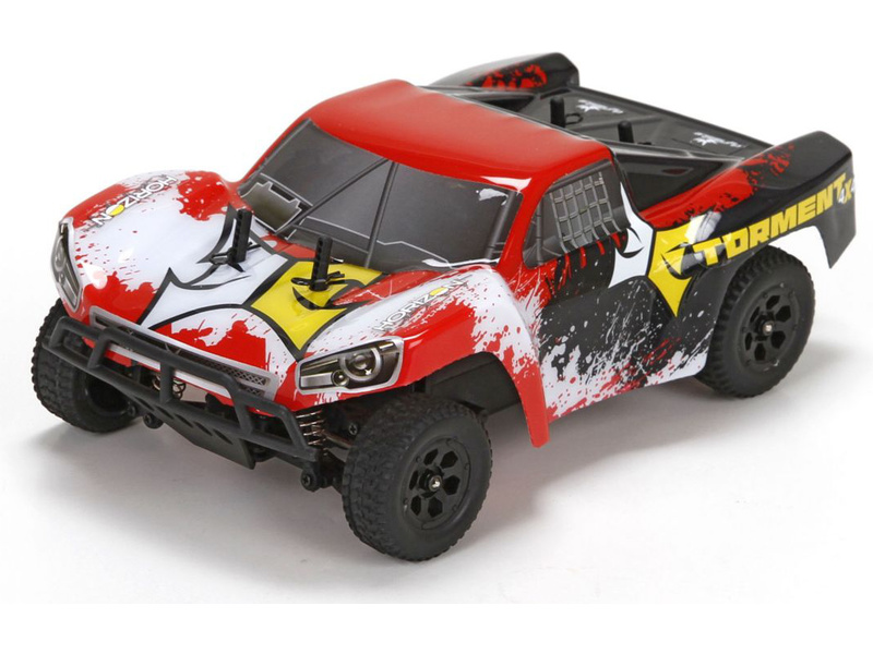 Náhled produktu - ECX Torment 1:24 4WD RTR červený
