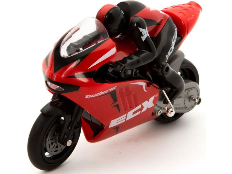 ECX Outburst Motobike 1:14 RTR červená
