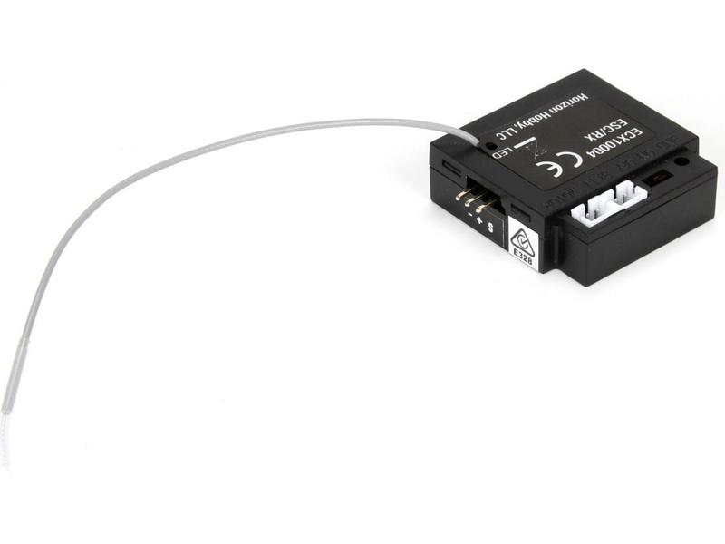 Náhled produktu - ECX 1:24 - Přijímač s regulátorem