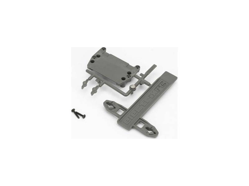 Náhled produktu - EST 1:10 - Držák baterie, deska regulátoru