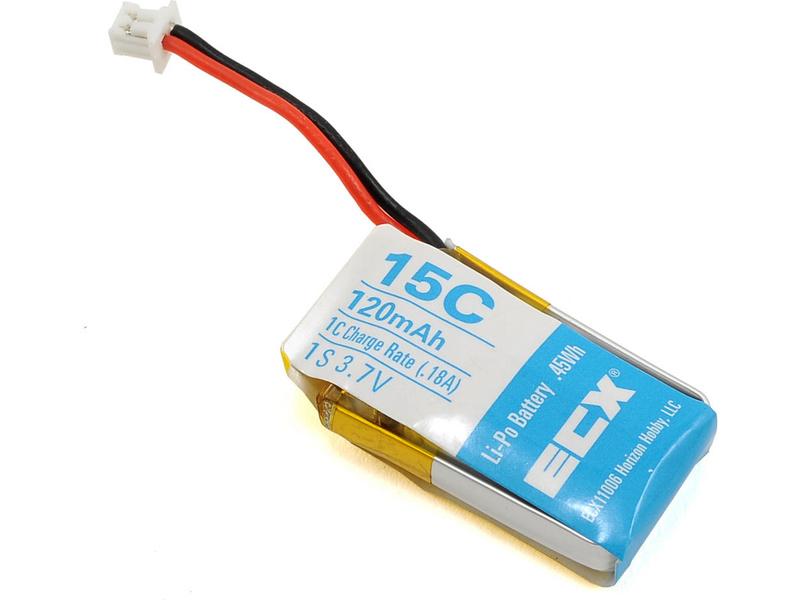 Náhled produktu - ECX 1:14 - LiPol 120mAh 3.7V Outburst