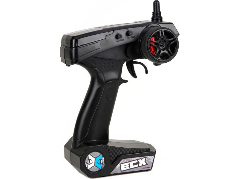 ECX - Vysílač 2.4GHz 2-kanálový V2
