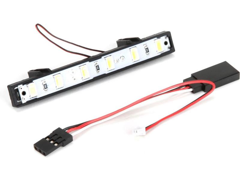 Náhled produktu - ECX 1:18 Roost - Světelná rampa s LED