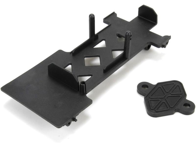 Náhled produktu - ECX 1:18 Temper: Držák baterií