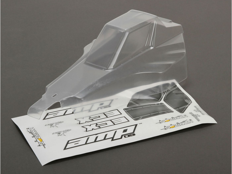 Náhled produktu - ECX AMP DB - Karosérie nenabarvená