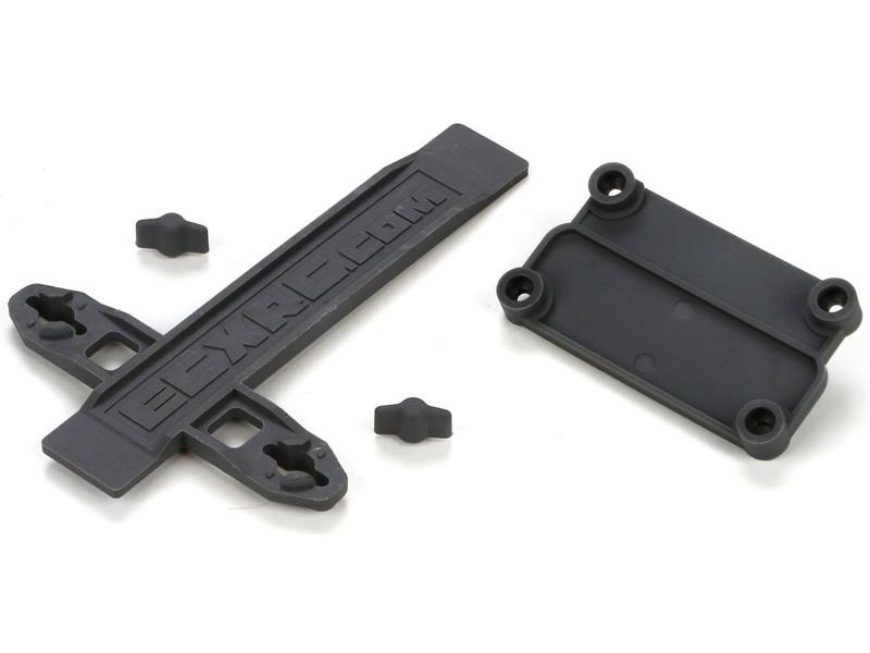 Náhled produktu - ECX Ruckus/Torment - Páska baterie, deska reg.