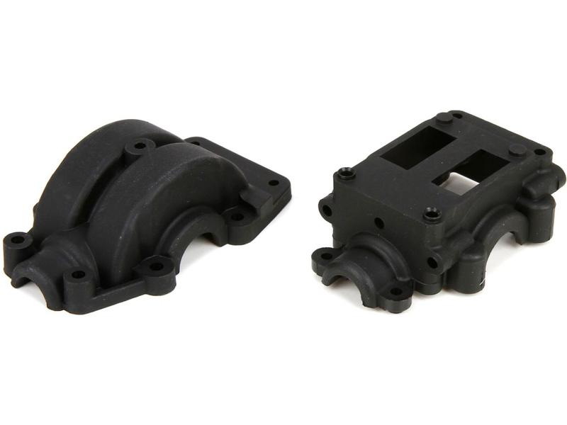 Náhled produktu - ECX 1:10 4WD - Krabička diferenciálu