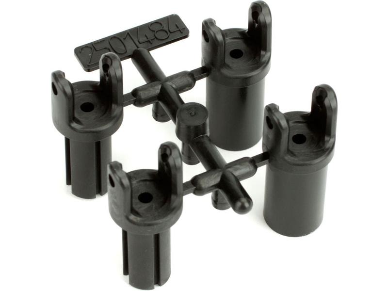 Náhled produktu - ECX - Hřídel krátká plast HD (2)