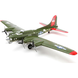 Micro B-17G Flying Fortress BNF