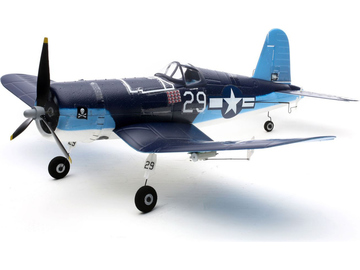 Micro F4U Corsair AS3X Bind & Fly / EFLU2680
