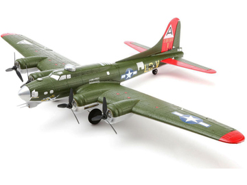 Micro B-17G Flying Fortress BNF / EFLU5380