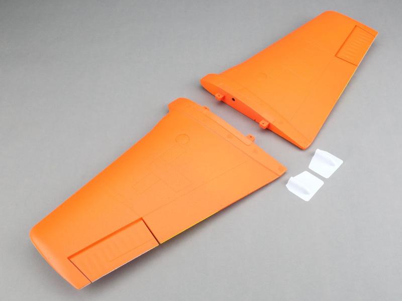 Náhled produktu - Rare Bear - křídla s kryty serv