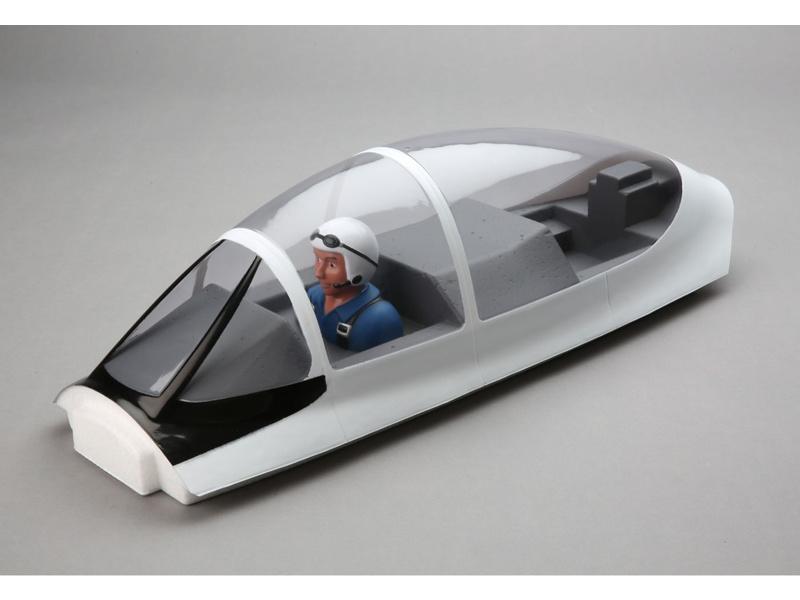 Náhled produktu - T-28 Carbon-Z - kabina s pilotem