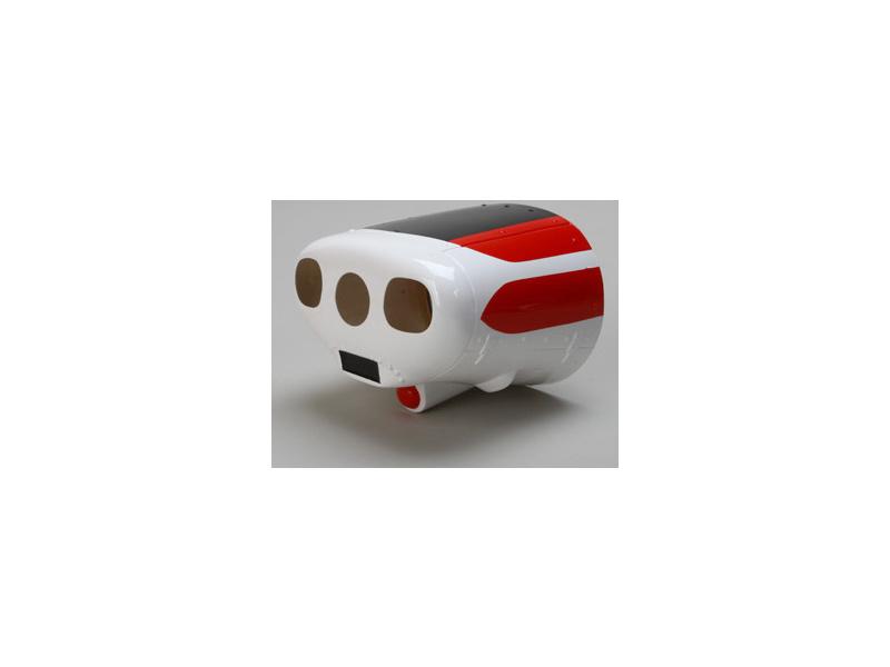 Super Cub 25e - kryt motoru