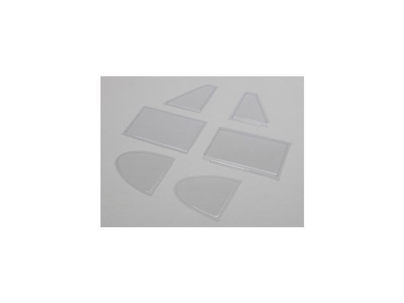 Náhled produktu - Super Cub 25e - zasklení kabiny