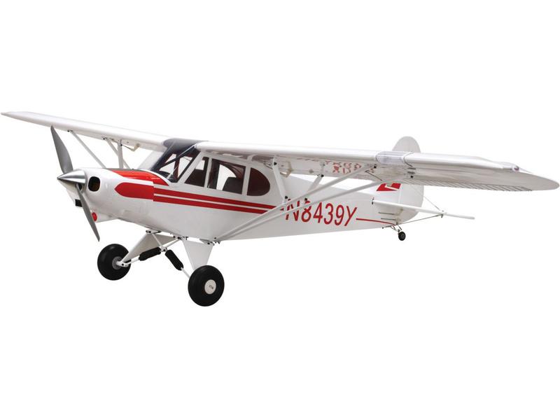 Náhled produktu - Super Cub 25e ARF