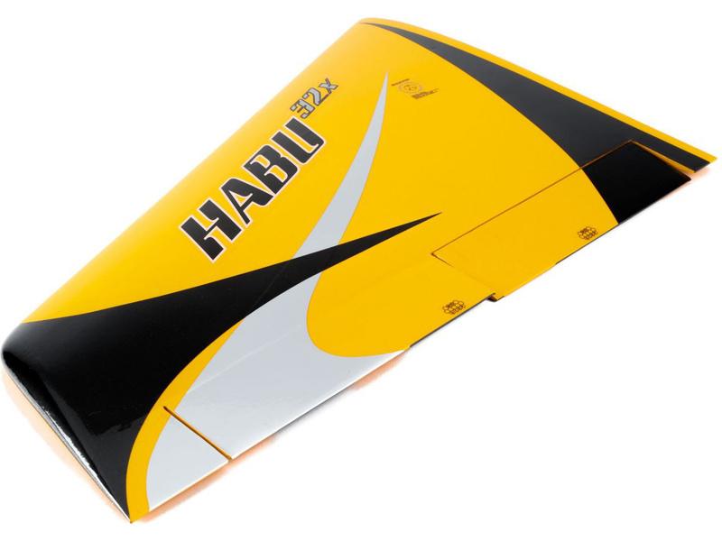 Náhled produktu - Habu 32X DF - křídlo levé