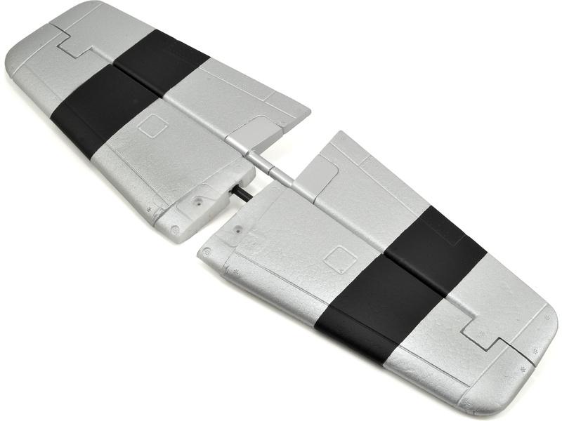 P-51D 1.2m - výškovka