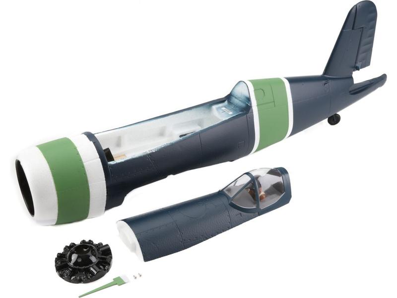 Náhled produktu - F4U-4 1.2m - trup