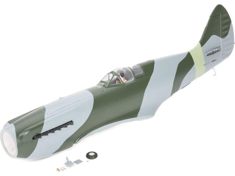 Spitfire 1.2m - trup