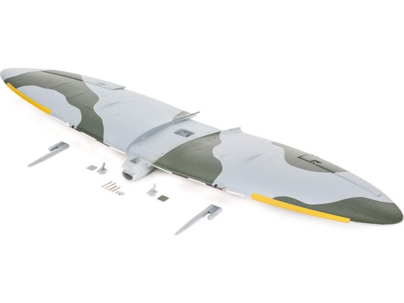 Spitfire 1.2m - křídlo