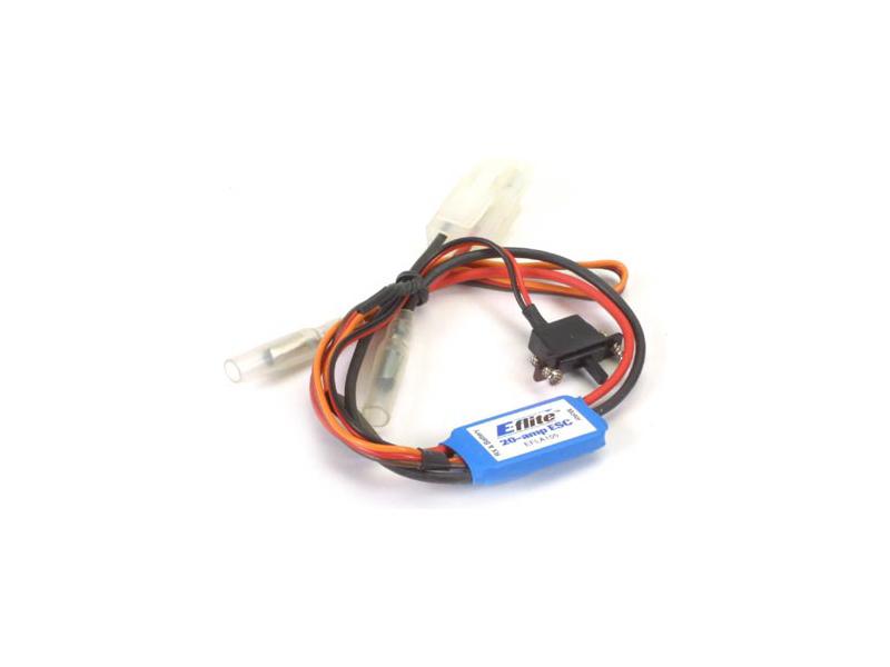 Regulátor stejnosměrný 20A mini s brzdou