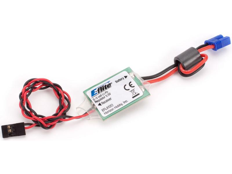 BEC regulátor 5.5V 3.5A pro 2-3S LiPo