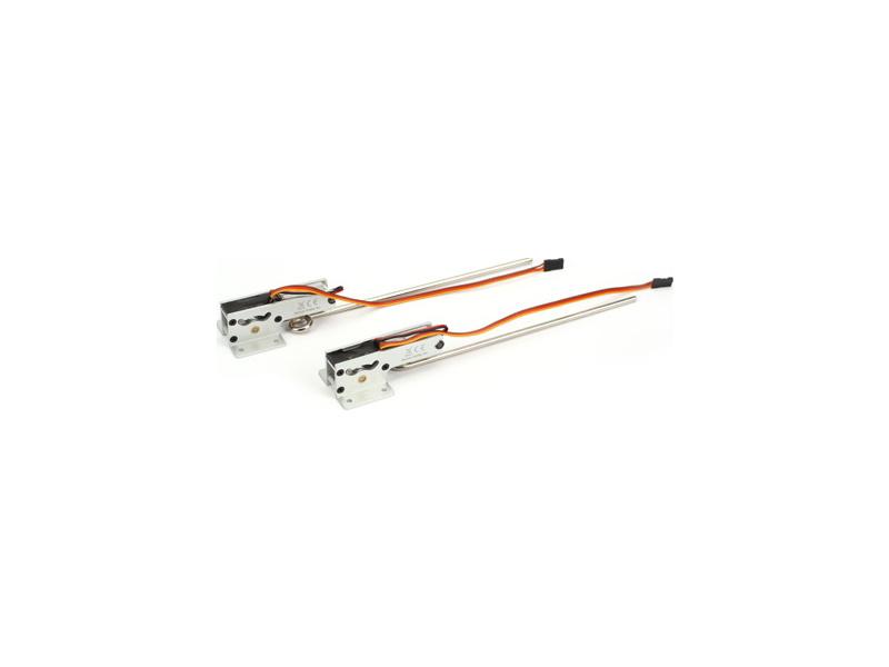 Náhled produktu - Zatahovací podvozek elektro tř. 25-46 90° 2-bod