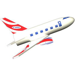 Estes - Jetliner Kit - Skill Level 1