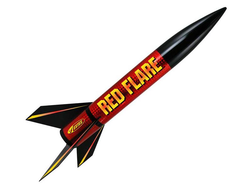 Estes - Red Flare Kit - E2X