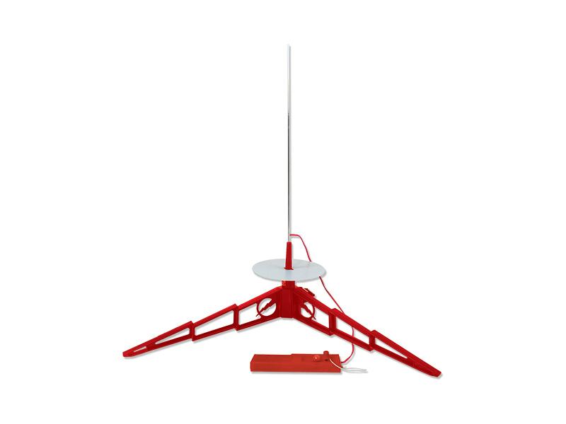 Estes Porta-Pad II – rampa s ovladačem pro elektrický odpal