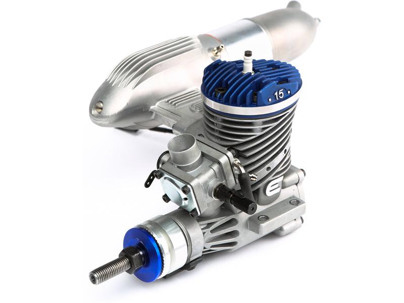 Evolution 15GX2 15ccm benzín s pump. karb.