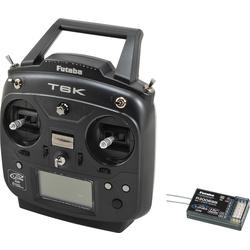 Futaba T6K 2.4GHz Mód 1, R3006SB
