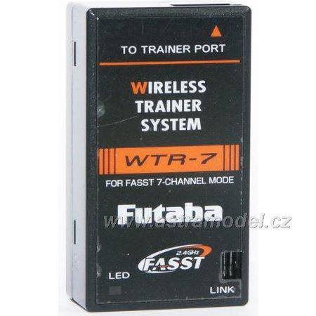 Futaba bezdrátový učitel-žák WTR-7 2.4GHz FASST AR01000400