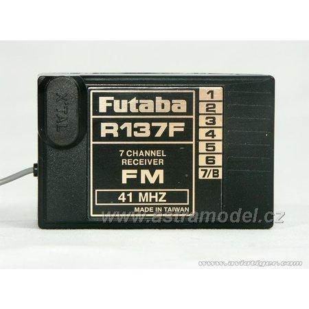 Futaba přijímač 7k R137F 35MHz FM AR01000550