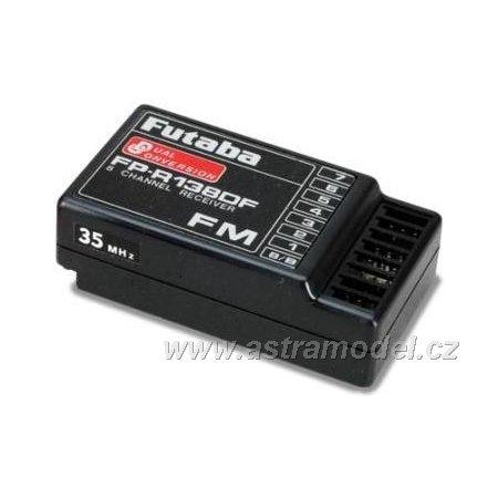Futaba přijímač 8k R168DF 35MHz FM AR01000619