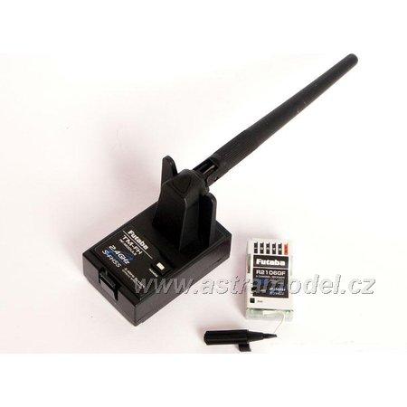 Futaba modul TM-FS 2.4GHz S-FHSS + R2106GF AR01000756