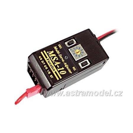 Mixer 4 serva MSA-10 AR01000792