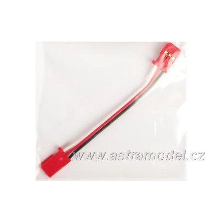 Kabel Gyra GY520 80mm červený AR01001357