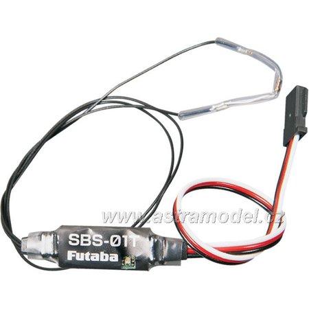Futaba telemetria - senzor teploty SBS-01T