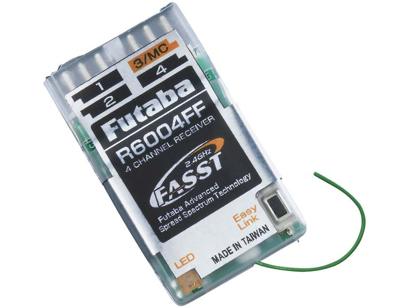 Přijímač 4k R6004FF 2.4GHz FASST