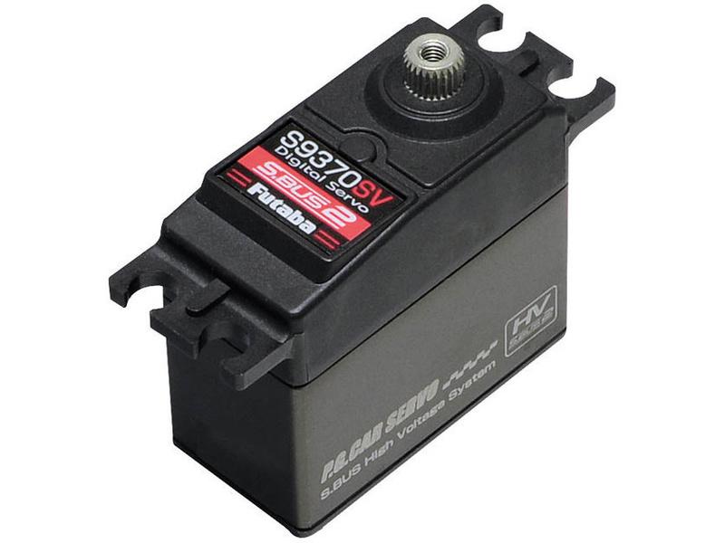 Servo S9370SV 16kg.cm 0.11s/60° HV MG WP S.BUS2 AR01000805