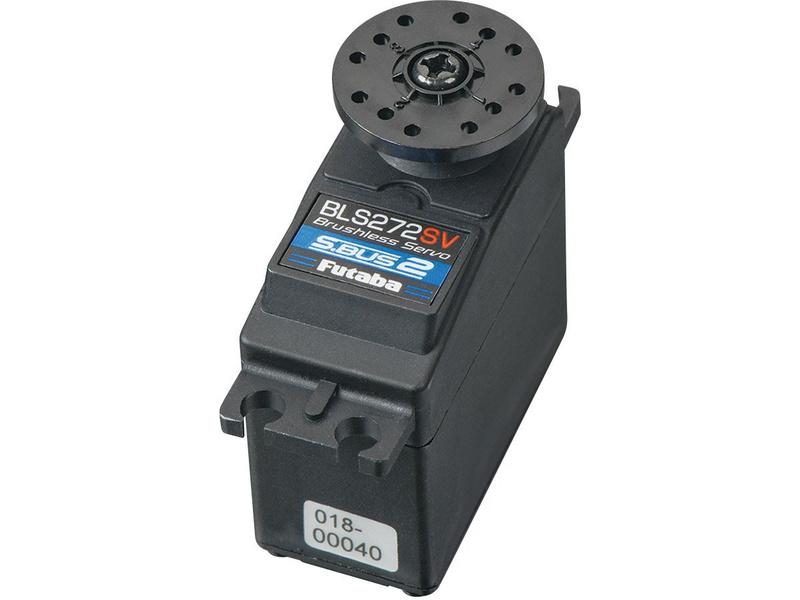 Servo BLS272SV 12kg.cm 0.08s/60° HV MG WP S.BUS2 AR01000904